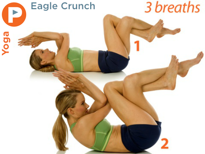 8 Yoga Poses for Abs   The Laughing Frog